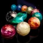 Slizy slnečnej sústavy - 9 ks balenie