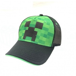 Minecraft - Šiltovka Creeper