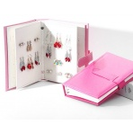 Šperkovnica v tvare knihy