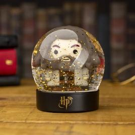 Harry Potter - Snehová guľa Hagrid