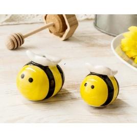 Soľnička & Korenička Včielky