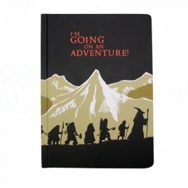 Hobit - zápisník