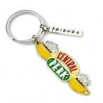 Priatelia - kľúčenka Central Perk