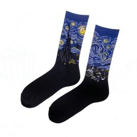 Art ponožky - Starry Night