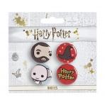 Harry Potter - sada odznakov v3