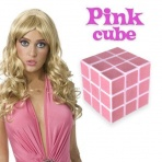 Rubíková kocka pre blondínky (Náročná)