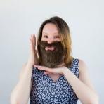 Falošná brada - 3ks