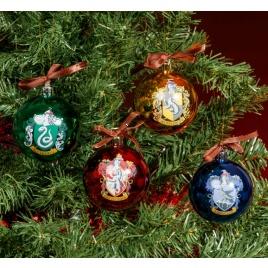 Harry Potter - Vianočné gule (4ks)