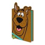 Scooby-Doo - plyšový poznámkový blok Scooby