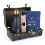 Harry Potter - drevený kufrík darčekov DELUXE