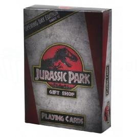Jurský park - hracie karty
