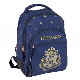 Harry Potter - ruksak Rokfort - modrý