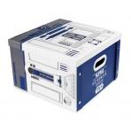 Star Wars - úložný box R2-D2