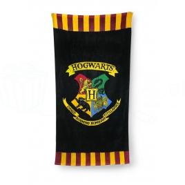 Harry Potter - osuška s erbom Rokfortu