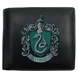 Harry Potter - peňaženka - Slizolin