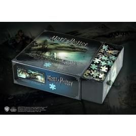 Harry Potter - puzzle Útek z banky 1000