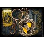 Harry Potter - kľúčenka s erbom fakulty Bifľomor
