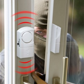 Alarm na okná a dvere
