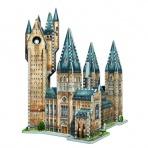 Harry Potter - 3D puzzle Astronomická veža
