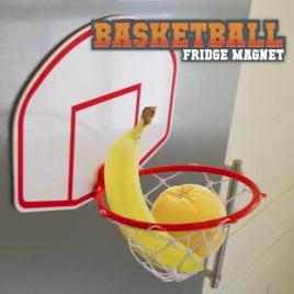 Basketka na chladničku