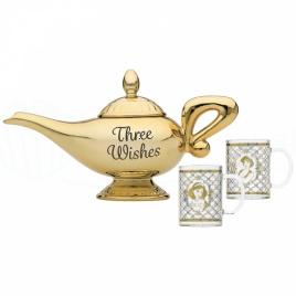 Aladdin - Lampa so štamperlíkmi