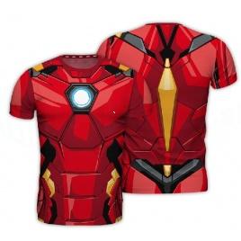 Marvel Avengers - tričko Iron Man - S