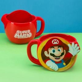 Super Mario - Hrnček Mario