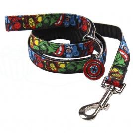 Marvel - vôdzka pre psa Avengers S