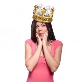 Korunka pre kráľovnú dňa