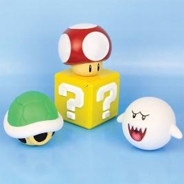 Super Mario -  Antistresové pomôcky
