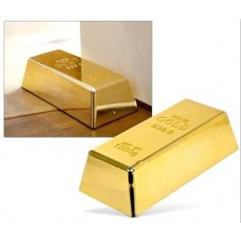 Zarážka na dvere - zlatá tehlička