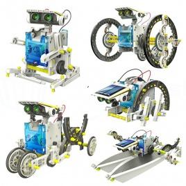 Solárny robot 13v1