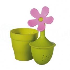 Čajové sitko Kvetinka