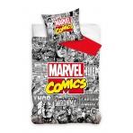 Marvel - posteľné obliečky - Avengers 140x200