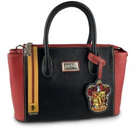 Harry Potter - kabelka s erbom Chrabromilu DELUXE