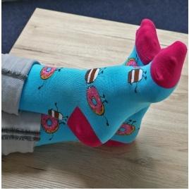 Ponožky - sladkosti