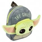 Mandalorian - detský plyšový ruksak dieťaťa