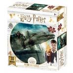 Harry Potter - 3D puzzle - útek na drakovi - 500