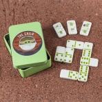 Mandalorian - domino s motívom dieťaťa