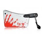 Krvavá kabelka sekáč