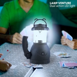 Campingové svietidlo Lamp Venture