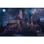 Harry Potter - plagát Rokfortská škola čarodejnícka