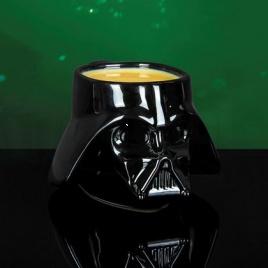 Star Wars - 3D hrnček v tvare Darth Vader