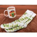 Mandalorian - Dieťa sada ponožiek a hrnček