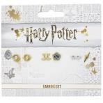Harry Potter - set 3 párov náušníc v2