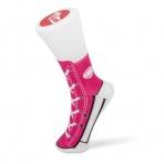 Sneakers ponožky - ružové