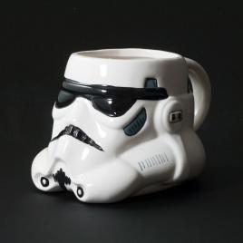 Star Wars hrnček - Stormtrooper