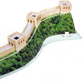 3D puzzle - Čínsky múr