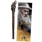 Hobit - Gandalf pero a záložka