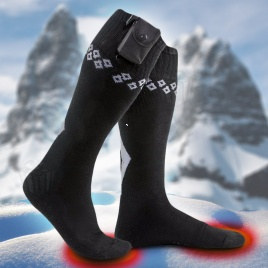 Vyhrievané ponožky - S